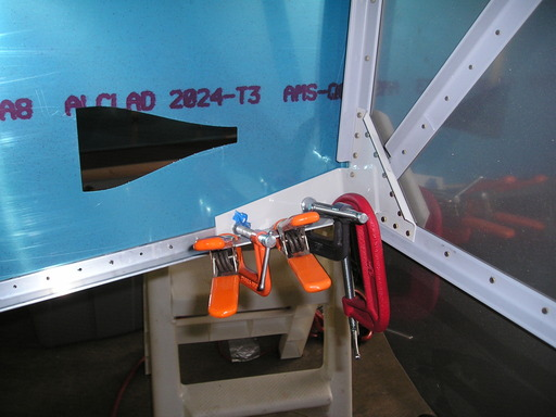 Clamping WD-602 bracket